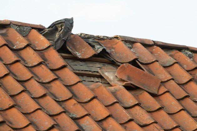 Renovatie dakpannen